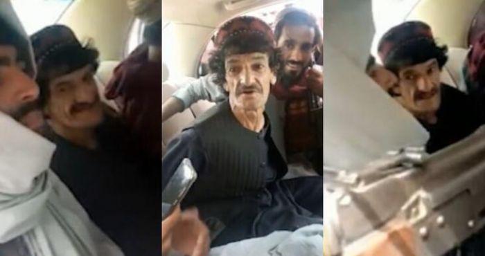 Los talibanes fusilaron y degollaron a un famoso comediante