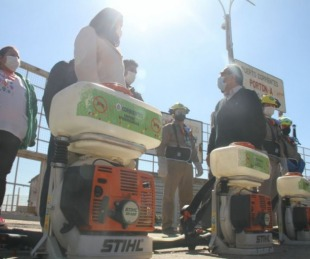 foto: Salud Pública, con equipo fortalecido para la prevención del Dengue