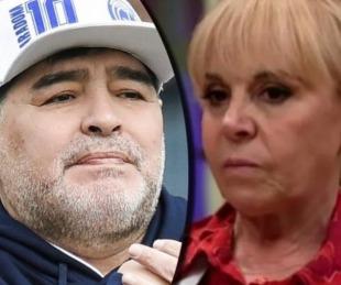 foto: Cuáles son los hechos que Maradona quería contar en su serie y Claudia los impide