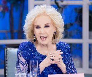 foto: Se bajó uno de los invitados de Mirtha Legrand en su regreso a la TV