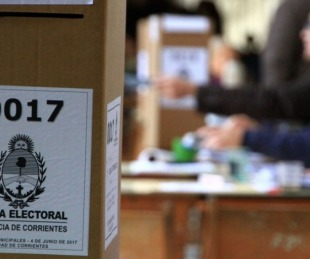 foto: Elecciones en Corrientes: consultá aquí tu lugar de votación