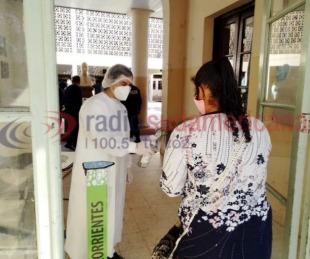 foto: Corrientes elige en medio de la pandemia: Mirá todas las imágenes