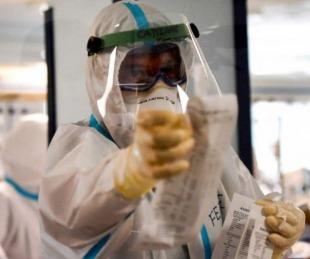 foto: Coronavirus en Argentina: confirmaron 59 muertes y 2.073 contagios