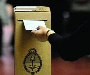 foto: COVID-19: Cómo será el protocolo para las elecciones provinciales