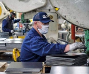 foto: La industria pyme creció 36,3% anual en julio