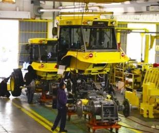 foto: Las ventas de maquinaria agrícola cayeron 7,6%