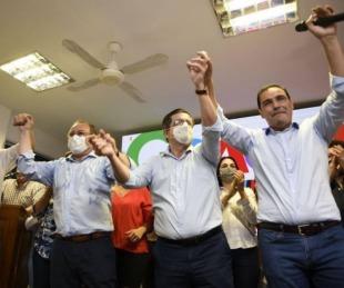 foto: Tassano es el primer intendente reelecto en la historia de la Capital