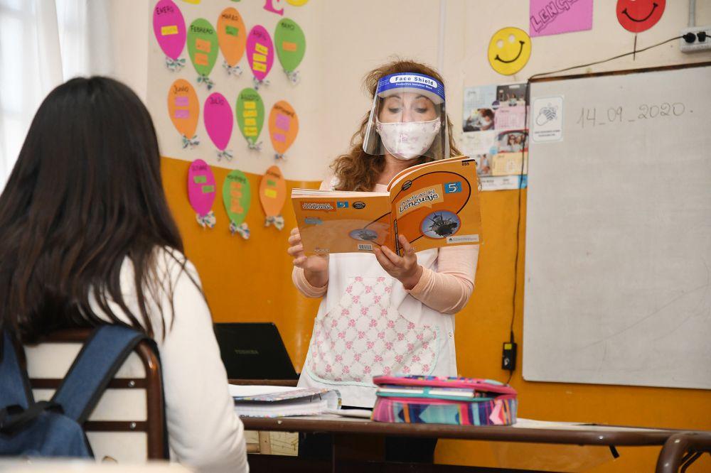 La provincia de Corrientes vuelve a la presencialidad plena en las aulas