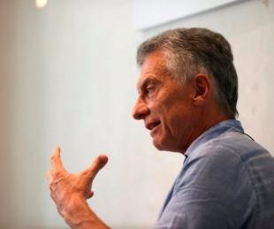 foto: Macri reveló que pensó en cambiar su domicilio para ser candidato en Córdoba