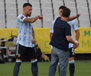 foto: Argentina-Brasil: autoridades de Salud suspendieron el encuentro