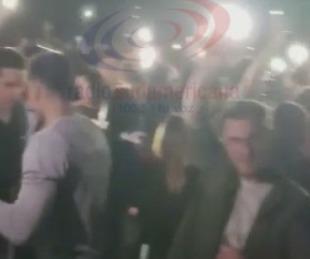 foto: Video: así fue la concurrida fiesta clandestina hecha en San Isidro