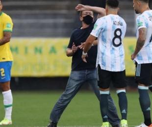 foto: Vergüenza: qué dijeron los medios del mundo del Brasil-Argentina