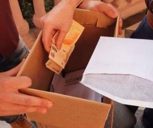 foto: Escrutinio: encontraron un sobre con $1.010 dentro de una urna
