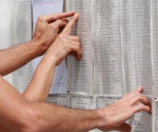 foto: Dónde voto Corrientes 2021: consultá el padrón electoral