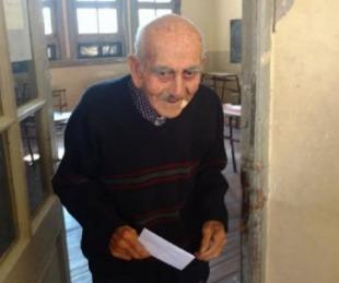 foto: Elecciones: Los mayores de 60 tendrán horario preferencial