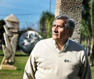 foto: El arte y la cultura chaqueña de luto: falleció Fabriciano Gómez