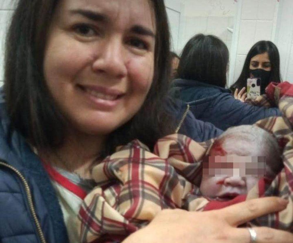 Goya: profesores de la Escuela Nacional oficiaron de parteros
