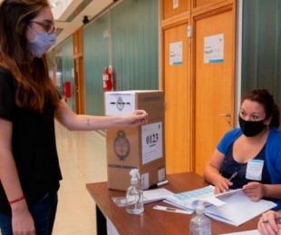 foto: Piden a contagiados, sospechosos o contactos que no vayan a votar