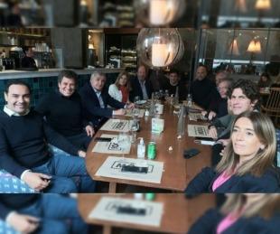foto: La UCR se reunió para apoyar a Manes en la previa al cierre de campaña