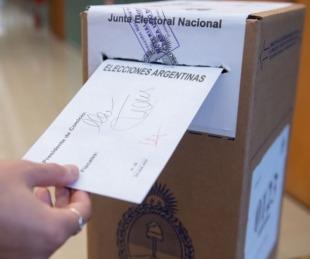 foto: Las personas no binarias podrán votar con su nombre autopercibido