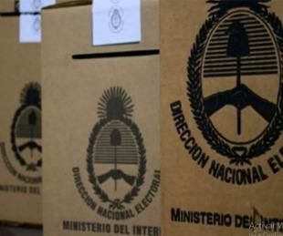 foto: PASO Corrientes 2021: Cómo cerrar el sobre de votación este domingo