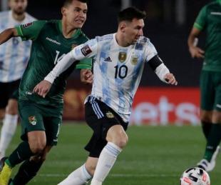 foto: Argentina derrotó 3 a 0 a Bolivia en su camino rumbo al Mundial