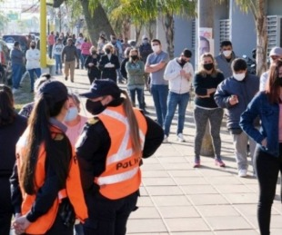 foto: PASO: La Policía de Corrientes se encargará de la seguridad externa