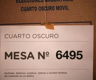 foto: Elecciones PASO 2021: ¿Qué hacer si no puedo ir a votar?