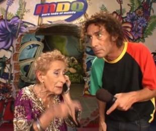 foto: Tristeza: Murió Herminia, la mamá de los conductores de MDQ