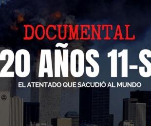 foto: Torres Gemelas 11-S: documental exclusivo a 20 años del ataque