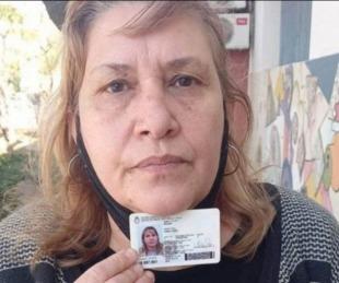 foto: Fue a votar y no la dejaron porque ya habían usado su DNI