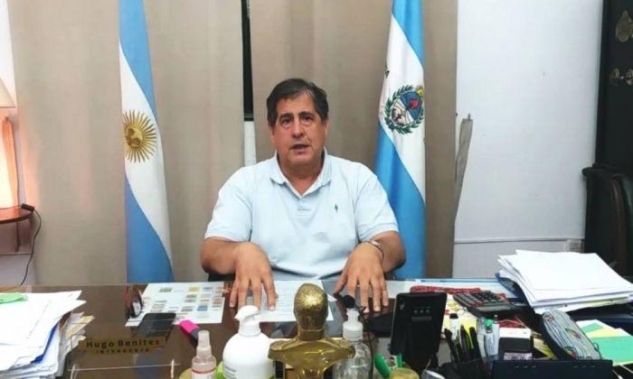 Un intendente de Corrientes dio positivo a coronavirus