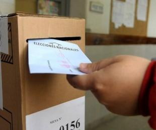 foto: Elecciones 2021: ¿Qué pasa si no fui a votar en las PASO?