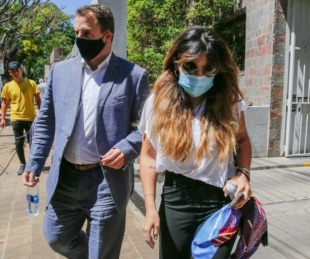 foto: Un ex de Gianinna Maradona y un médico, entre los nuevos testigos