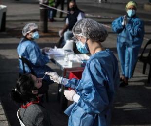 foto: Covid en la Argentina: confirmaron 176 muertes y 3017 casos