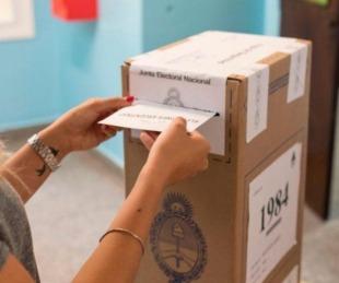 foto: Habilitaron el registro para quienes no votaron en las PASO