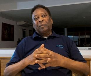 foto: Pelé evoluciona y tendrá el alta médica en los próximos días