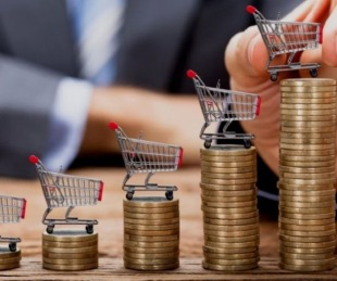 foto: La inflaci贸n lleg贸 al 2,5% en agosto y sum贸 el 51,4 % en el 煤ltimo a帽o