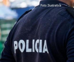 foto: Conmoción: policía se descompensó y murió en pleno centro
