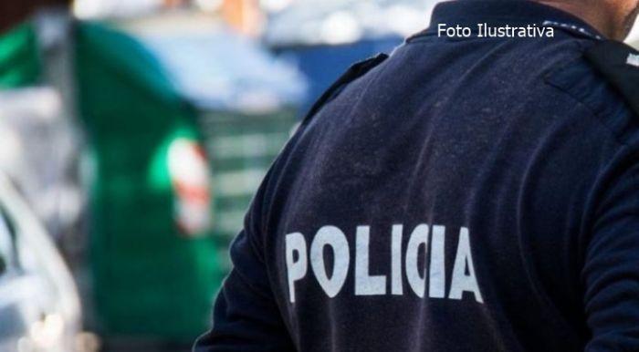 Conmoción: policía se descompensó y murió en pleno centro
