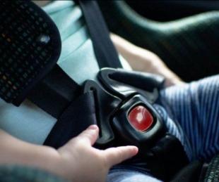 foto: Se olvidó a su beba en el auto nueve horas: murió de calor