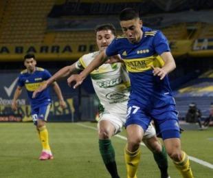 foto: Boca Juniors y Defensa y Justicia empataron sin goles