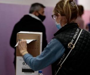 foto: La participación electoral en las PASO 2021 fue de 66,21%