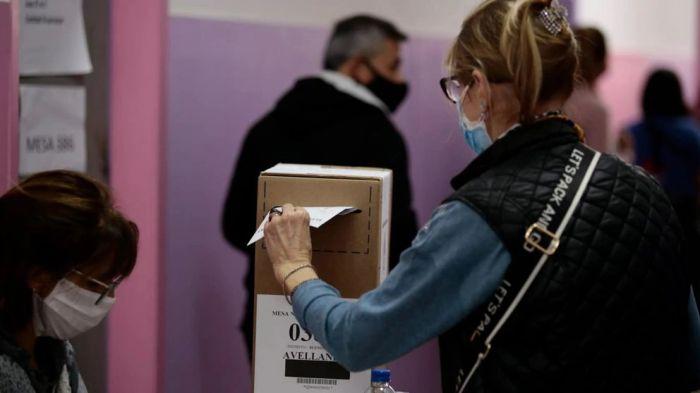 La participación electoral en las PASO 2021 fue de 66,21%