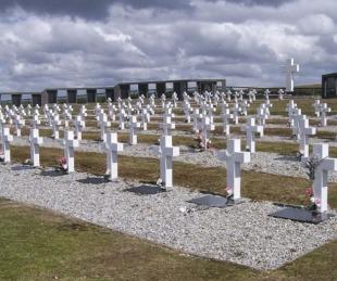 foto: Identifican los restos de un correntino soldado en Malvinas