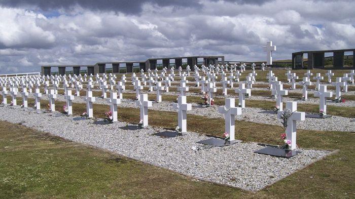 Identifican los restos de un correntino soldado en Malvinas