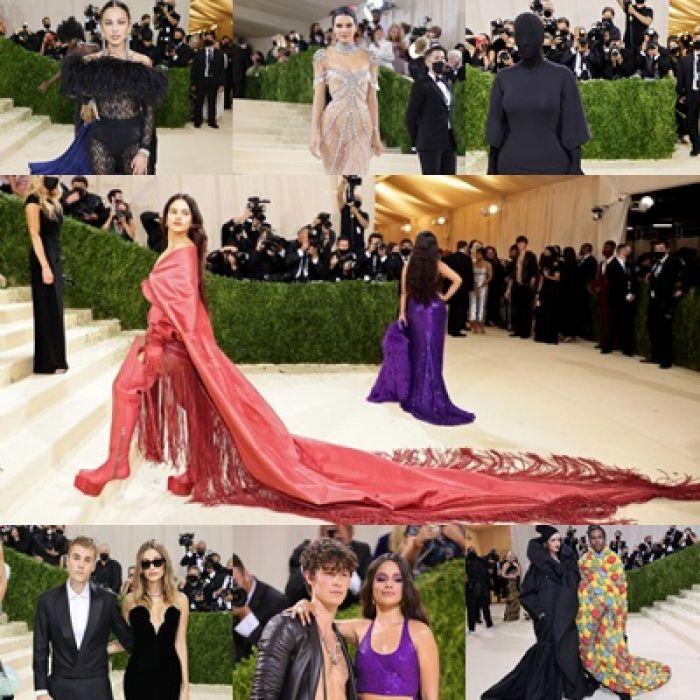 Met Gala 2021: regresó la alfombra roja más esperada de Nueva York