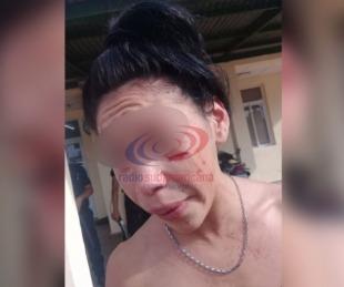 Denunció que el hijo de su expareja la golpeó y le quitó a su hija