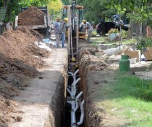 foto: Ejecutan obras de agua potable en Palmar Grande y San Miguel