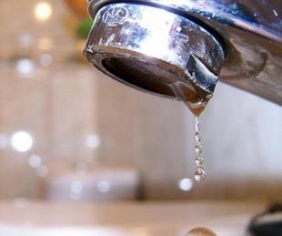 foto: Por trabajos habrá cortes de agua en varios barrios de Capital